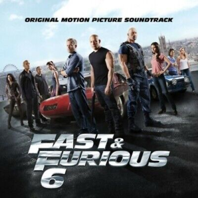 The Fast And The Furious 6 CD NEU & OVP Soundtrack Filmmusik