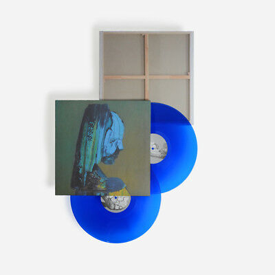 The Caretaker - Everywhere At The End Of Time - Stage 4 // 2xLP Blue vinyl ltd