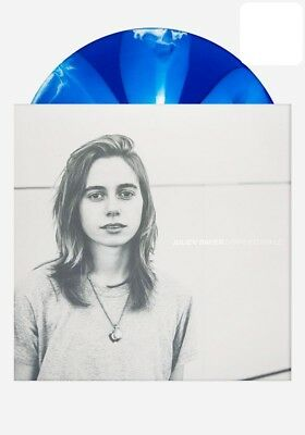 Julien Baker - Sprained Ankle // Blue & White Pinwheel Vinyl LP ltd to 500