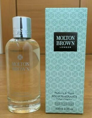 Molton Brown Mulberry & Thyme Room Fragrance Mist Spray 100Ml Brand New Boxed