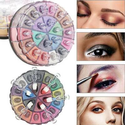 20 Color Pigment Glitter Eye Shadow Powder Palette Makeup Sexy Smokey Mineral