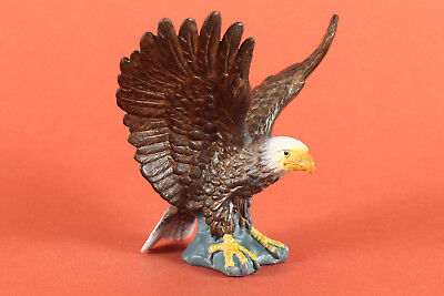 Schleich Retired 2011 Bald Eagle 16707 circa 2001 made in Germany  VGC