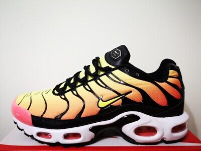 SCARPE NIKE AIRMAX TN PLUS Orange,Black EUR 80,00