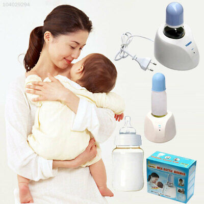 C4F2 Baby Infant Bottle Warmer Heater Hot For Breast Milk Constant Temperature