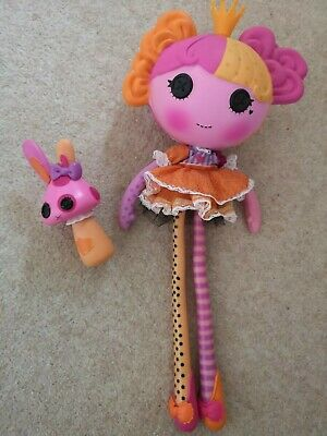 Rare Collectable Lovely Dolls Lalaloopsy Oopsie Doll Princess Nutmeg Set Dolls & Bears