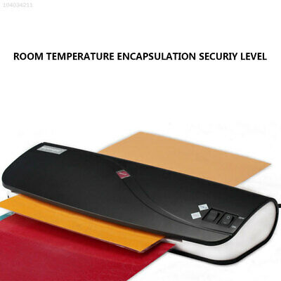 6F2F 72AE A4 Document Office Equipment Hot/Cold Laminator YE215 Photo Paper Home