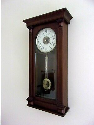 Howard Miller 625-524 Sinclair Wall Clock Triple Chime Harmonic Movement