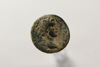 ANCIENT ROMAN GREEK COIN WITH 10.77 Gr. 23mm B18 #Z6866