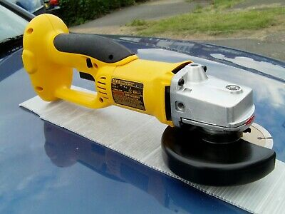 Dewalt Dc410 Xrp 18V Angle Grinder Fully Serviced (Bare Unit Only)
