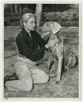 Grace Kelly Deluxe 1954 Original Movie Still