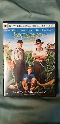 Secondhand Lions Robert Duvall Used Very Good Dvd