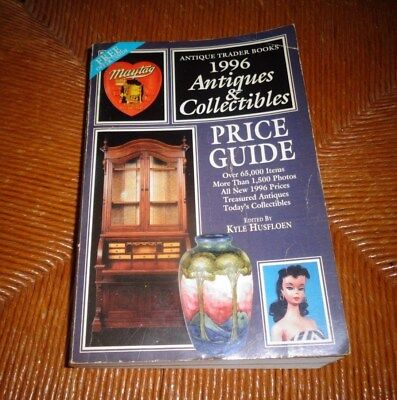 1996 Antiques and Collectibles Price Guide : A Comprehensive Price Guide to the