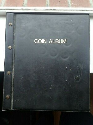 Australian Part Penny set 1911 - 1964 & Part Halfpenny set  In Coin Album
