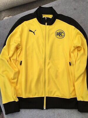RICHMOND TIGERS REEBOK Mens Training Jacket Size L BNWT Rare