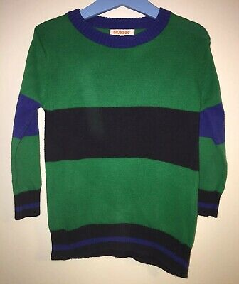 Boys Age 2-3 Years - Bluezoo Fine Knit Jumper Top