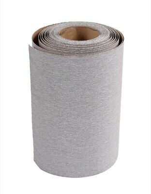 120 Grit Silverline 712247 Wet and Dry Sheets Pack of 10