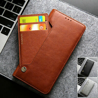 For Huawei P30 P30 Pro Original CMAI2 Leather Wallet Card Slot Flip Case Cover