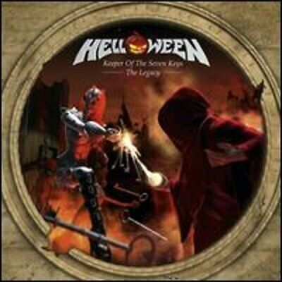 Keeper of the Seven Keys: The Legacy by Helloween: New