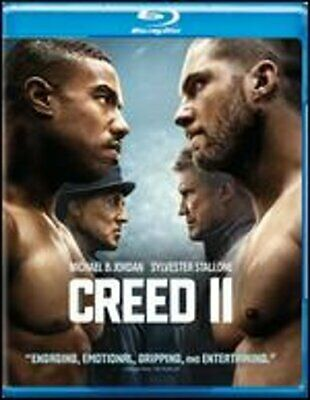 Creed II [Includes Digital Copy] [Blu-ray/DVD] by Steven Caple Jr.: Used