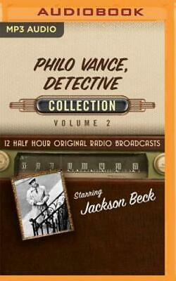 Philo Vance, Detective, Collection 2 by Black Eye Entertainment: New Audiobook