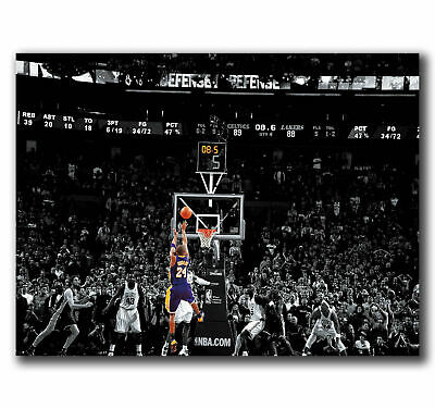 K700 Art Kobe Bryant Basketball NBA Poster Hot Gift -24x36 40inch