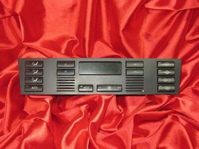 BMW X5 E53 AIR CONDITIONING HEATER CLIMATE CONTROL