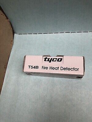 Tyco T54B Fire/Heat Detector Point Type Stainless Steel Explosion Proof