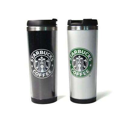 Starbucks 14OZ Double wall Layer stainless steel coffee tumbler cup Travel Mug
