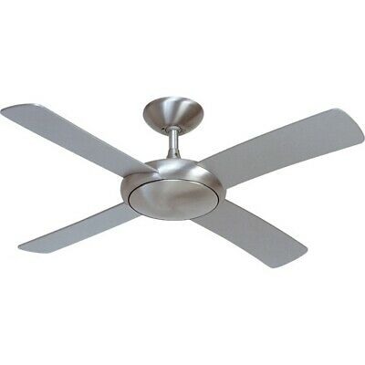 Fantasia Orion Ceiling Fan 44in Brushed Alu with Remote