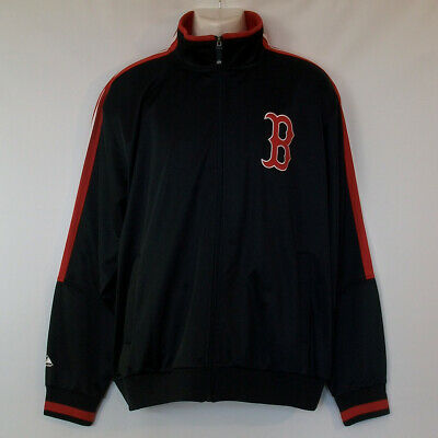 Boston Redsox Jacke / Jacket - Majestic - MLB Baseball - 2XL - Top Zustand