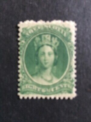 Nova Scotia 1860 Victoria mint never hinged