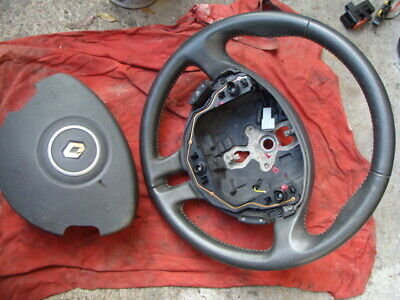 Renault Clio Mk3 Steering Wheel With Cruise Control