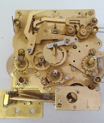 Kieninger J wall clock movement 43CM