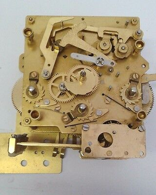 Kieninger J wall clock movement 35CM