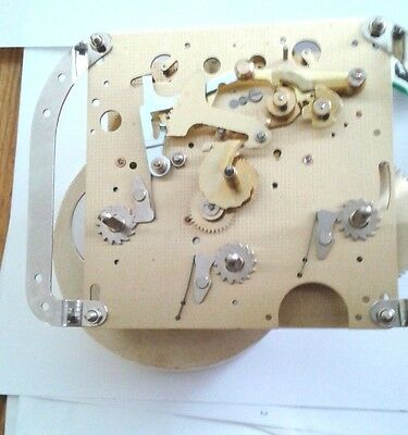 Hermle-WTC  mantel clock  movement 350-060 Westminster.with 2 jewels