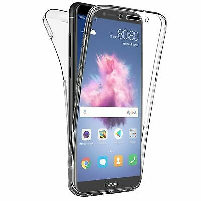 Coque Housse Etui 360° Silicone Integrale Pour HUAWEI P SMART 2018 Protection