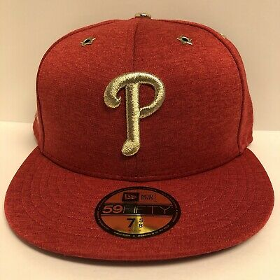 best loved 69561 92a3a Philadelphia Phillies New Era 59fifty 7 5 8 2017 All Star Game Hat Brand New