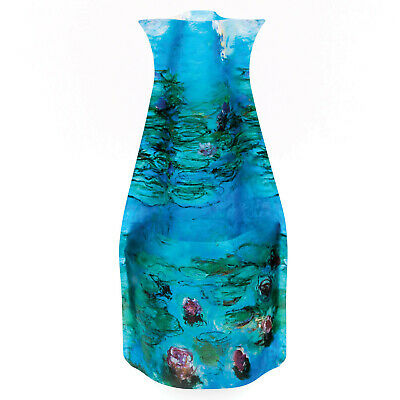 Modgy Plastic Expandable Vases - Water Lilies Design - BPA-Free Home,  Event