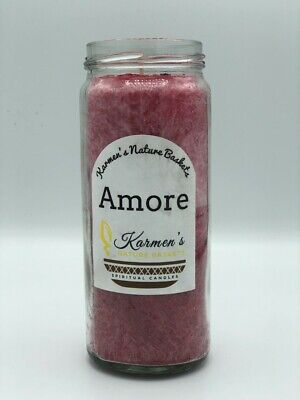 Love Spell Candle - Come to me Candle AmorAttraction New Love