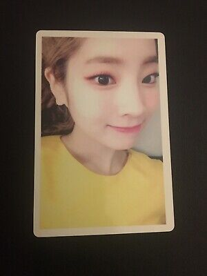 [TWICE] Photocard Dahyun Official Preorder Special SIGNAL 4th Mini Album 다현