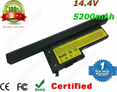 8Cell Batterie pour LENOVO IBM ThinkPad X61 7673 , X60s 1702 FRU 93P5030 42T4506