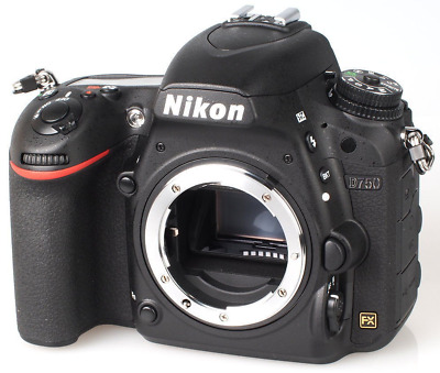 Nuovo Nikon D750 DSLR Digital Camera Body