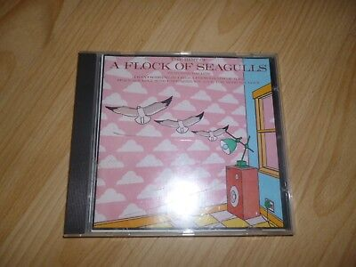 The Best of A Flock of Seagulls.cd.Extended versions.cd album.Will post next day