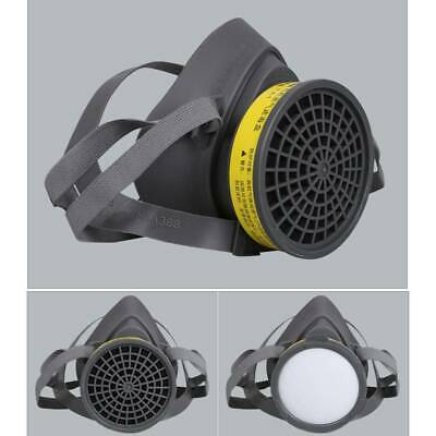Filter Box Full Facemask Filter Dust Face Mask Gas Mask For Chemistry Paintx1