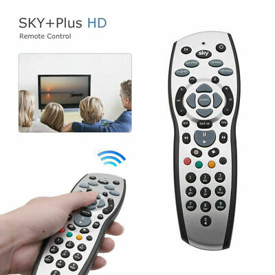 NEW GENUINE SKY + PLUS HD BOX REMOTE CONTROL 2019 REV 9f TV REPLACEMENT