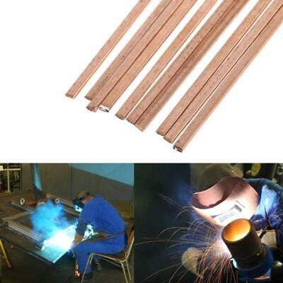 5/10x 3x1.3x400mm Low Temperature Flat Soldering Rods For Welding Brazing R K5Q1
