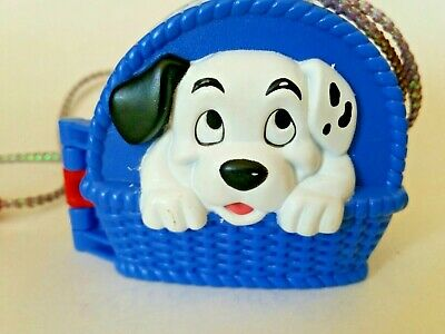 Vintage Disney 101 Dalmations Once Upon A TIme Locket Playset Mattel Polly