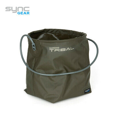 Shimano Tribal Coarse and Carp Fishing Sync Collapsible Bucket
