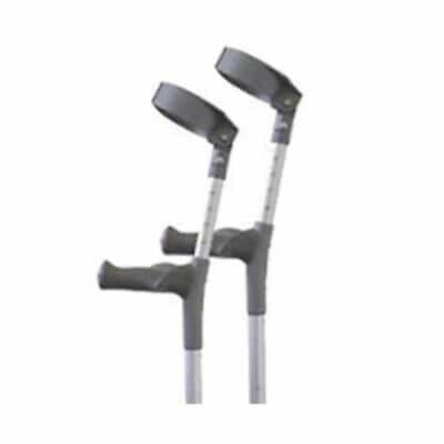 Forearm Crutch with Anatomical Hand Grip