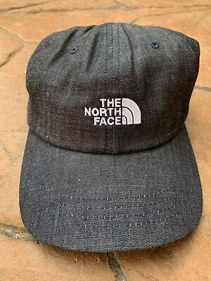 f38a7405c NEW THE NORTH Face The Norm Dad Mens Adjustable Navy Cap Hat ...
